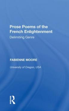 Prose Poems of the French Enlightenment